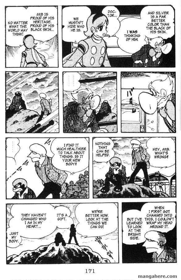 Cyborg 009 41 Page 3