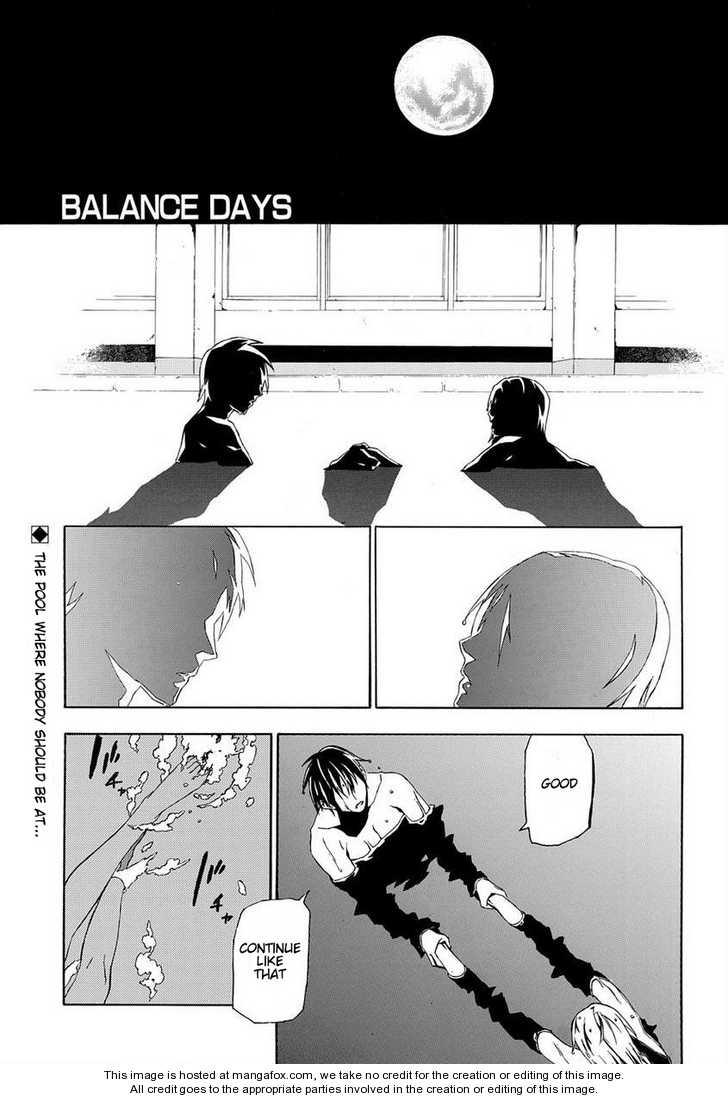 Balance Days 1 Page 1