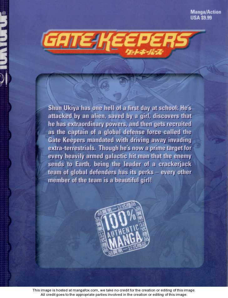 Gate Keepers 0 Page 2