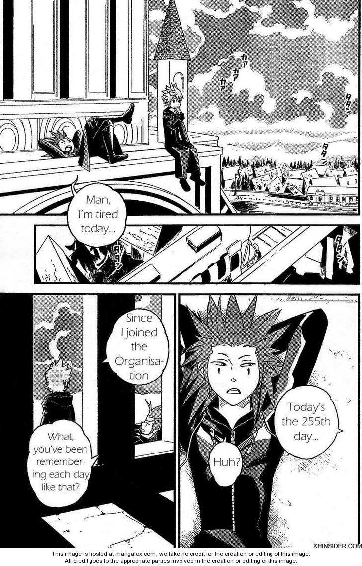 Kingdom Hearts: 358/2 Days 1 Page 2