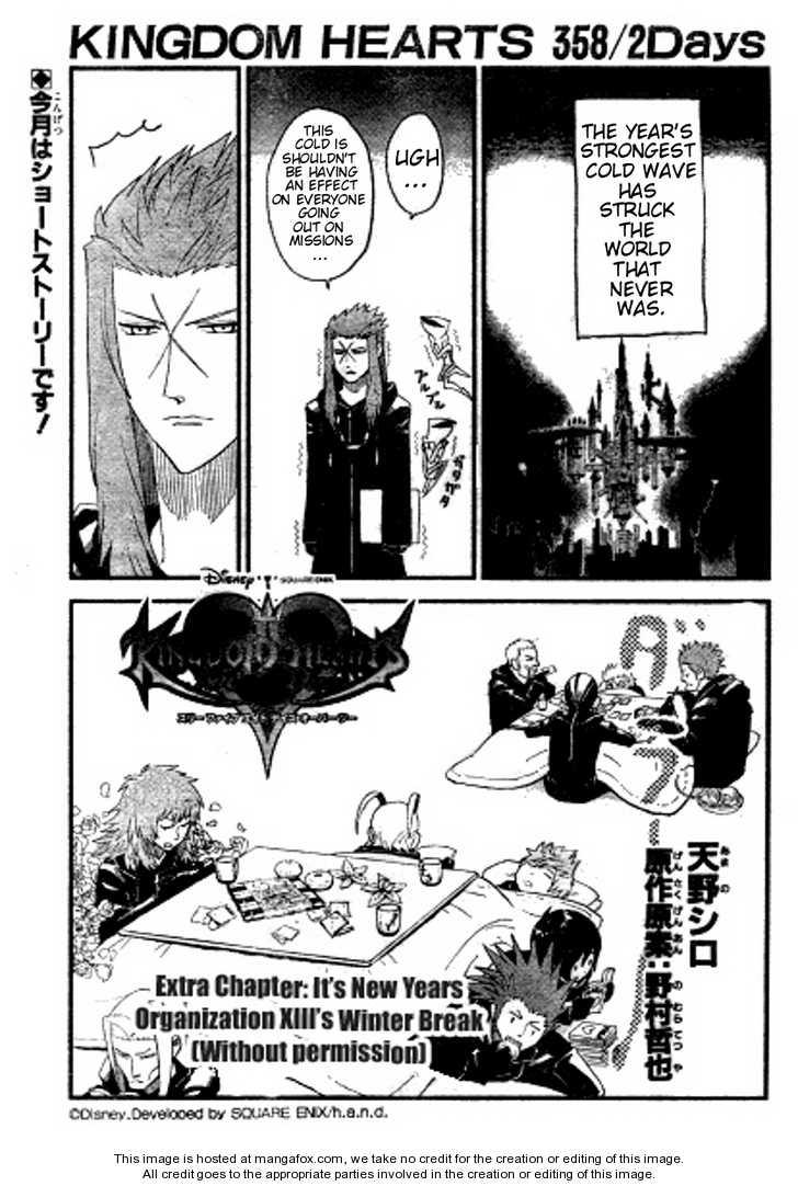 Kingdom Hearts: 358/2 Days 5.5 Page 1