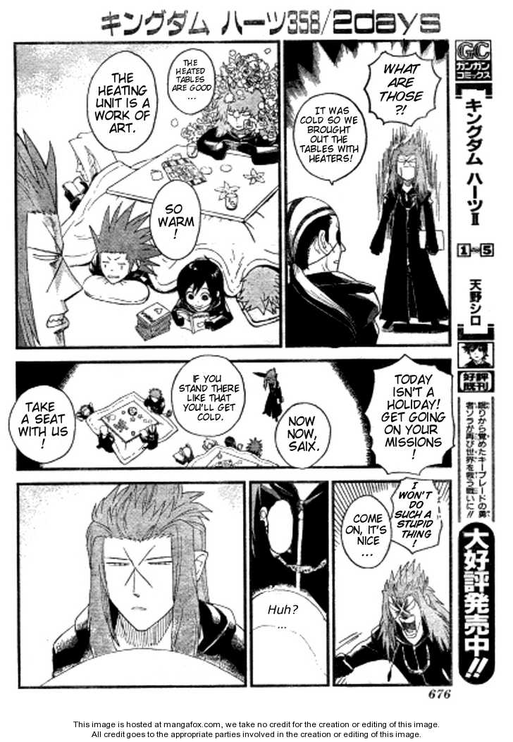 Kingdom Hearts: 358/2 Days 5.5 Page 2