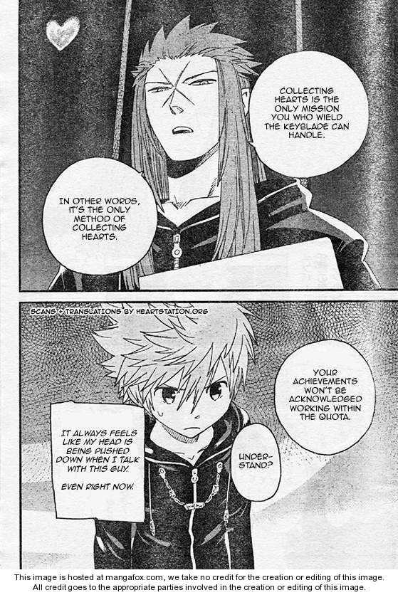 Kingdom Hearts: 358/2 Days 7 Page 2