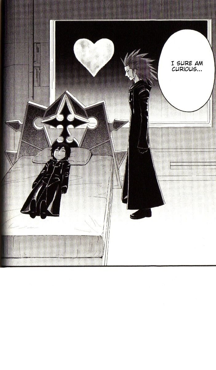 Kingdom Hearts: 358/2 Days 21 Page 2