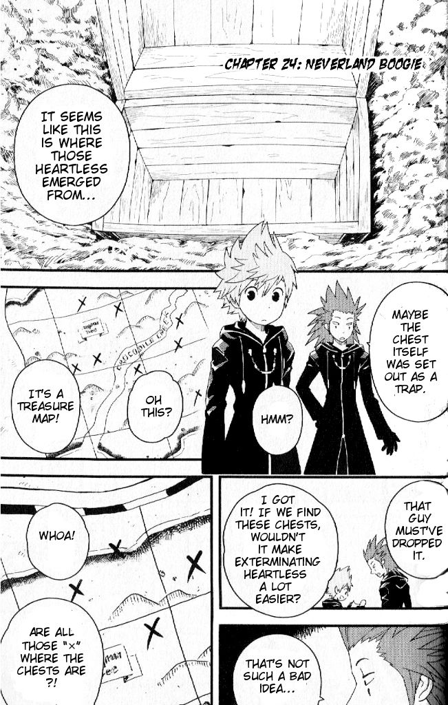 Kingdom Hearts: 358/2 Days 24 Page 2