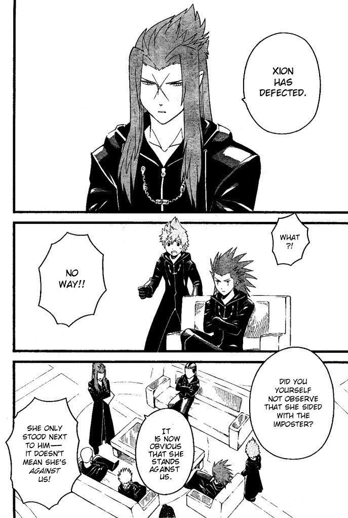 Kingdom Hearts: 358/2 Days 29 Page 4