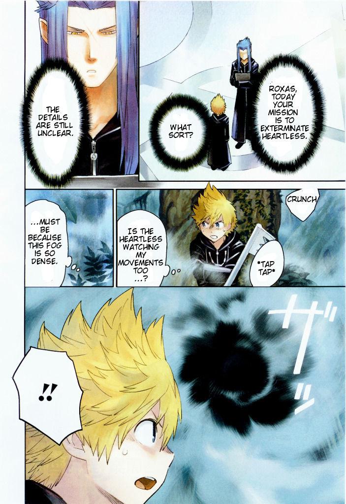 Kingdom Hearts: 358/2 Days 31 Page 3