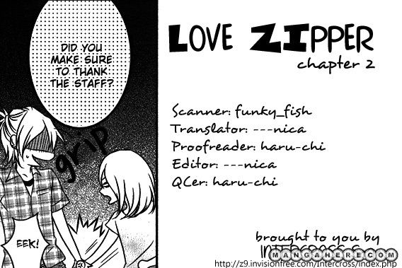 Love Zipper 2 Page 1
