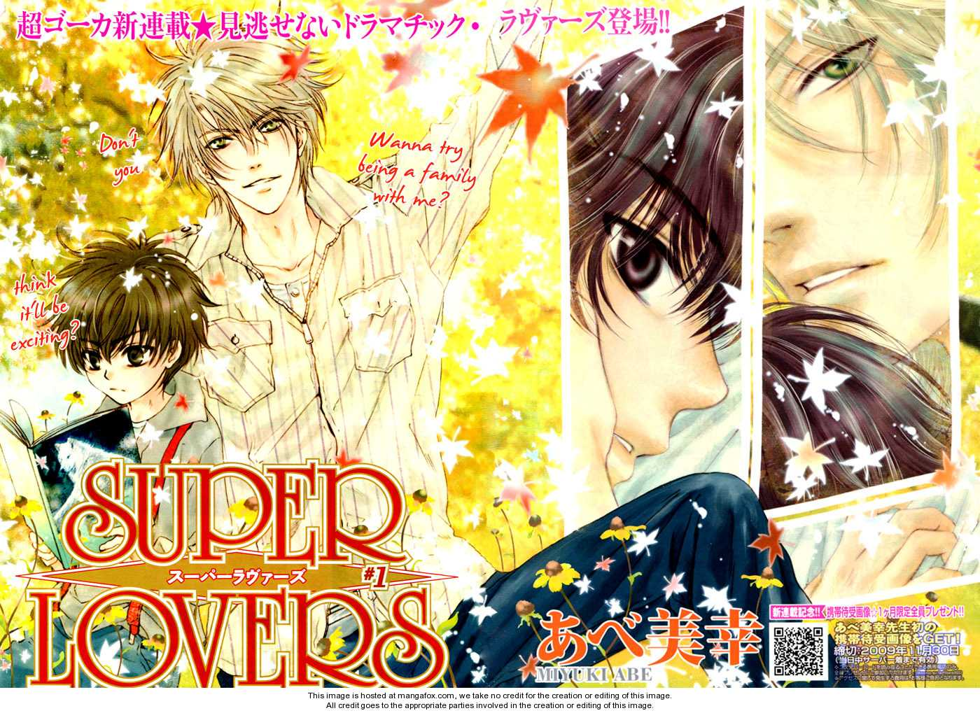 Super Lovers 1 Page 3