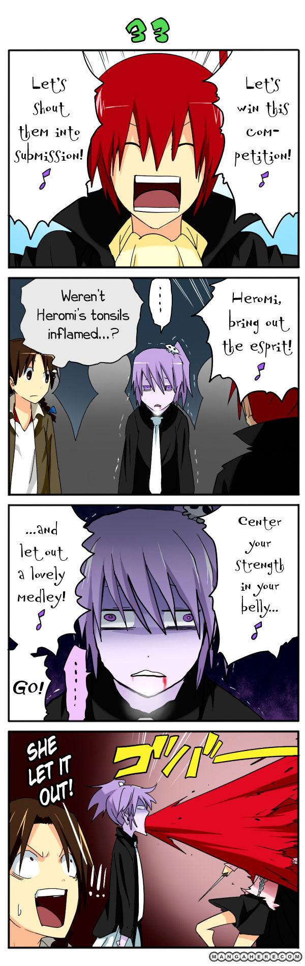 Sadomi the Sadist Girl Strikes Back 31 Page 3