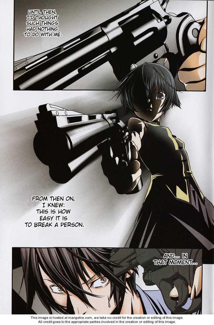 Phantom - Requiem for the Phantom 1 Page 3