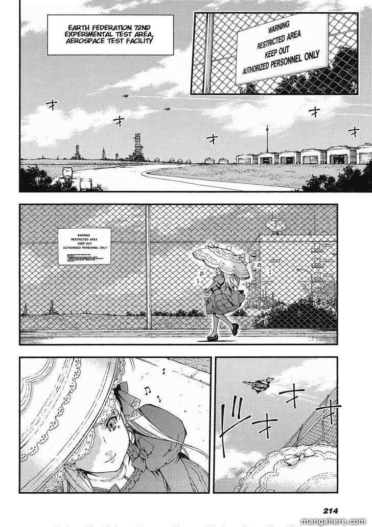 Kidou Senshi Gundam MSV-R: Johnny Ridden no Kikan 12 Page 2