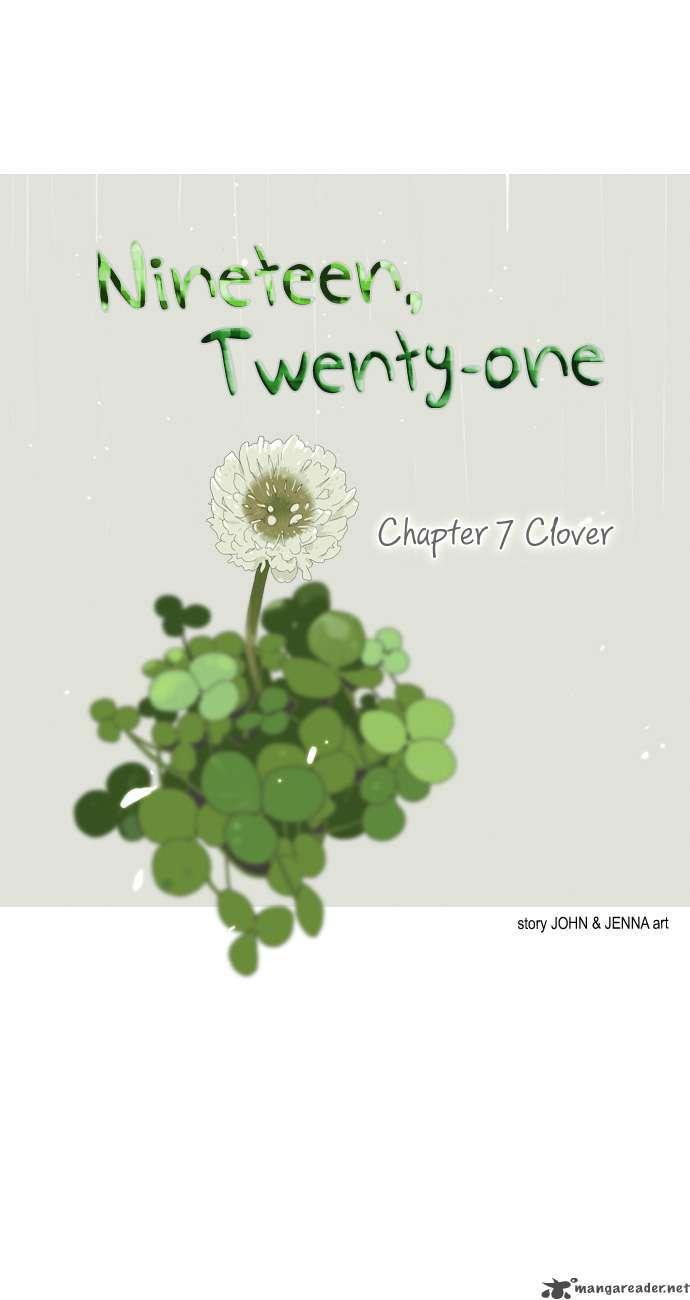 Nineteen, Twenty-One 7 Page 1