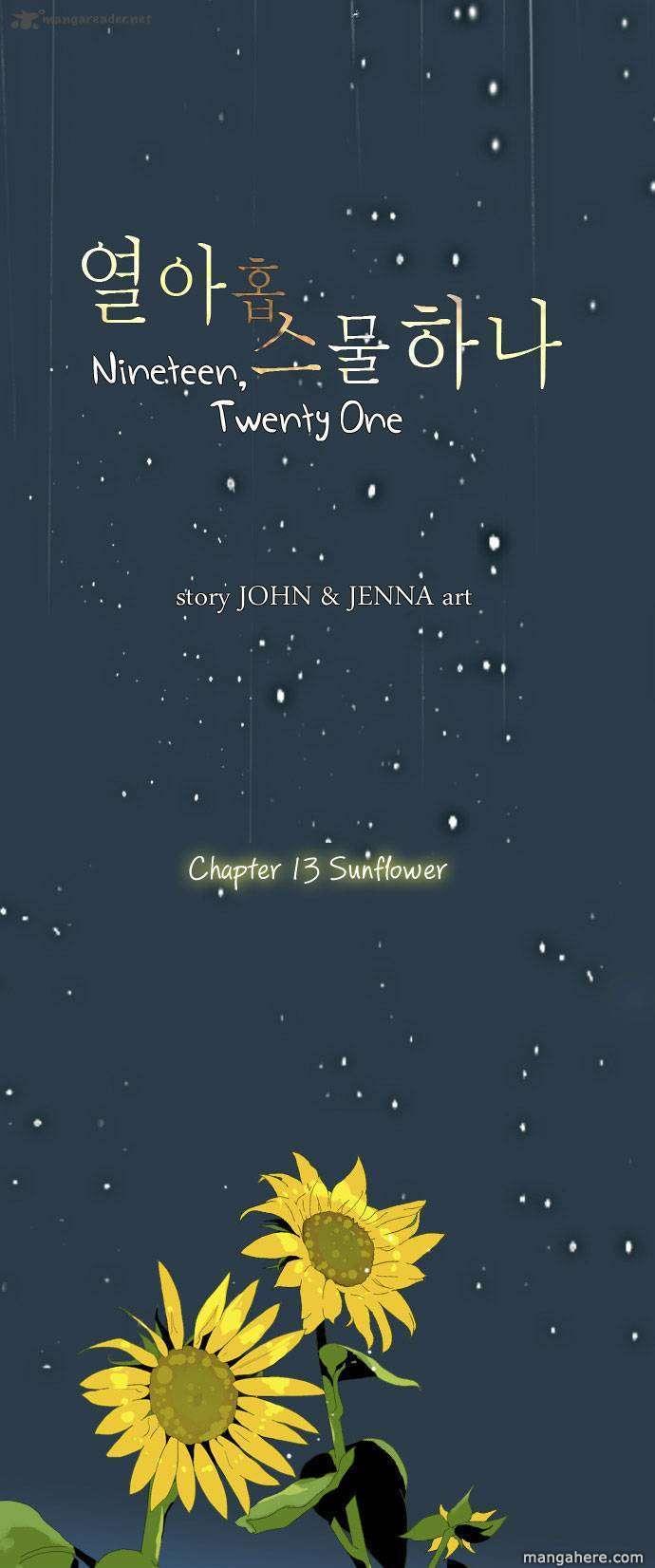 Nineteen, Twenty-One 13 Page 1