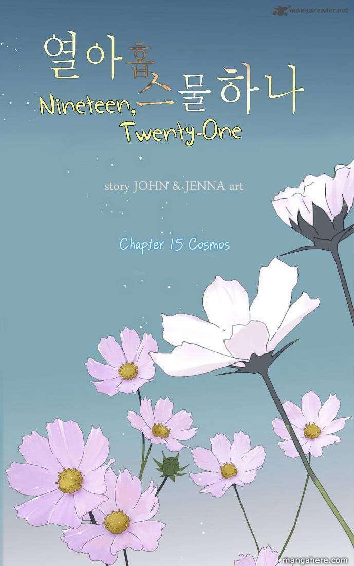 Nineteen, Twenty-One 15 Page 1