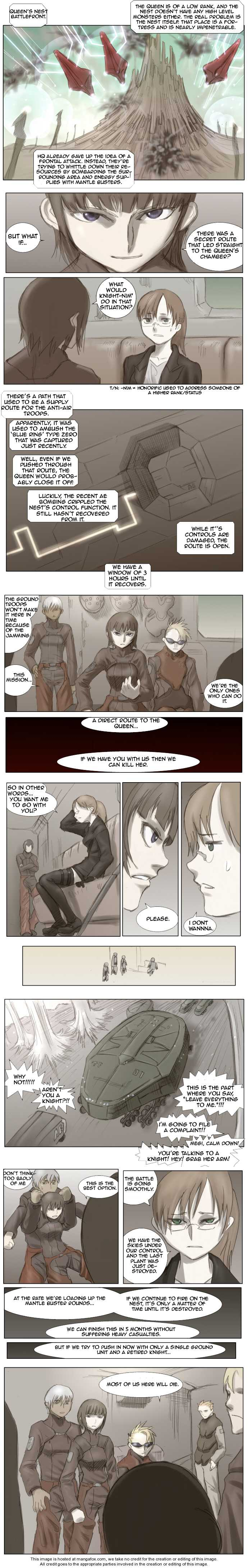 Knight Run 2 Page 1