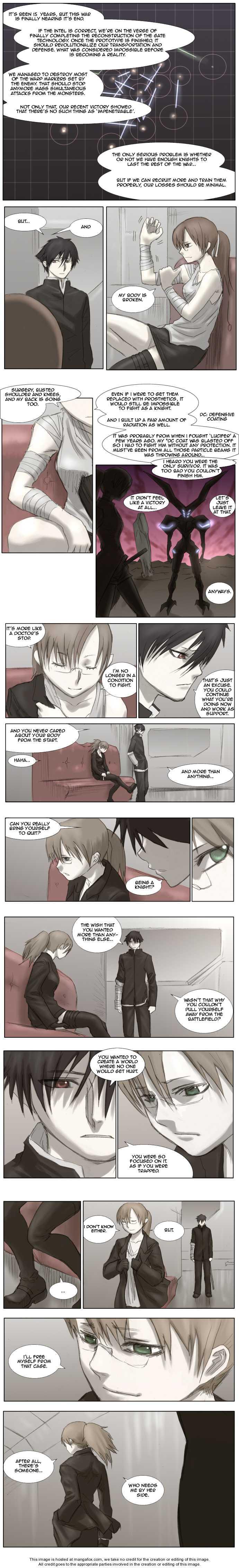Knight Run 3 Page 3