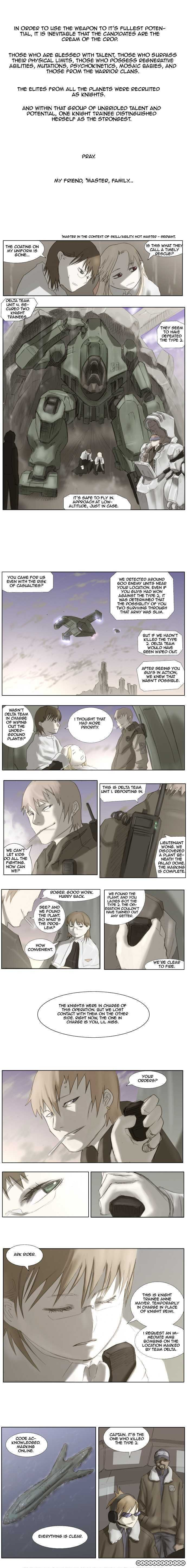 Knight Run 5 Page 2