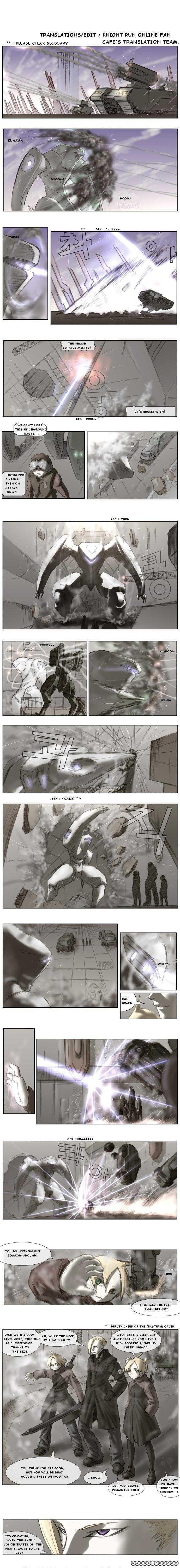 Knight Run 7 Page 1