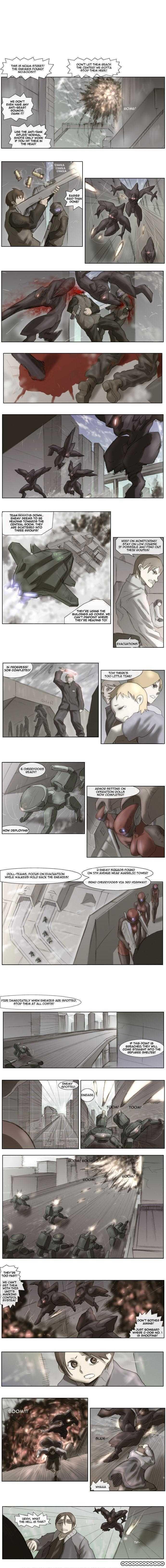 Knight Run 11 Page 1
