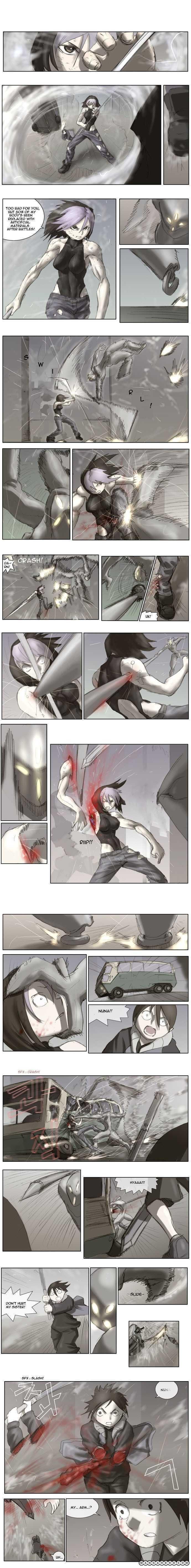 Knight Run 12 Page 2