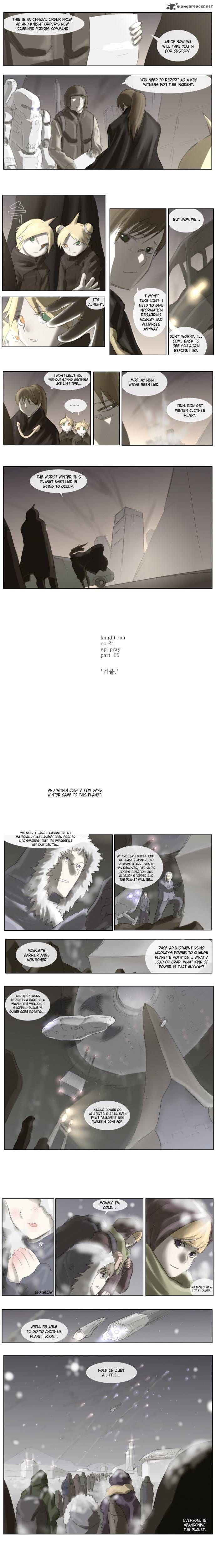 Knight Run 24 Page 2