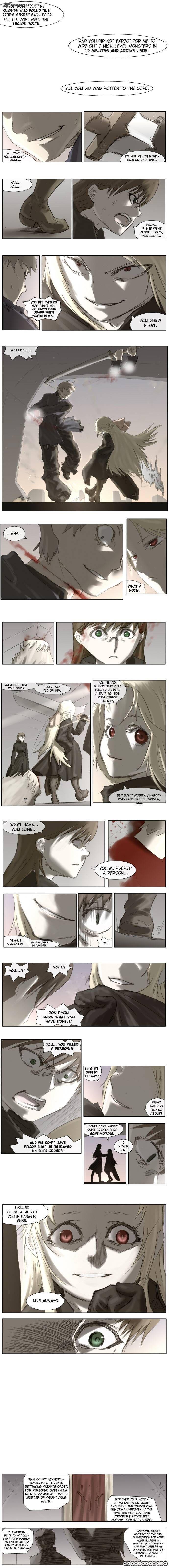 Knight Run 27 Page 1