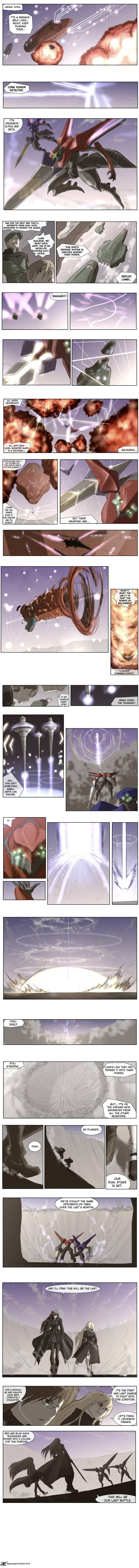 Knight Run 29 Page 1
