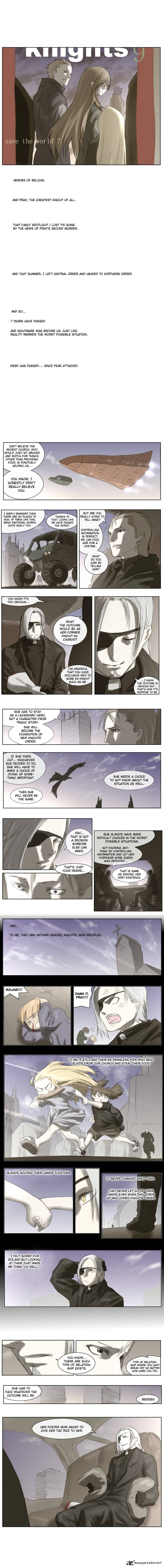 Knight Run 30 Page 1