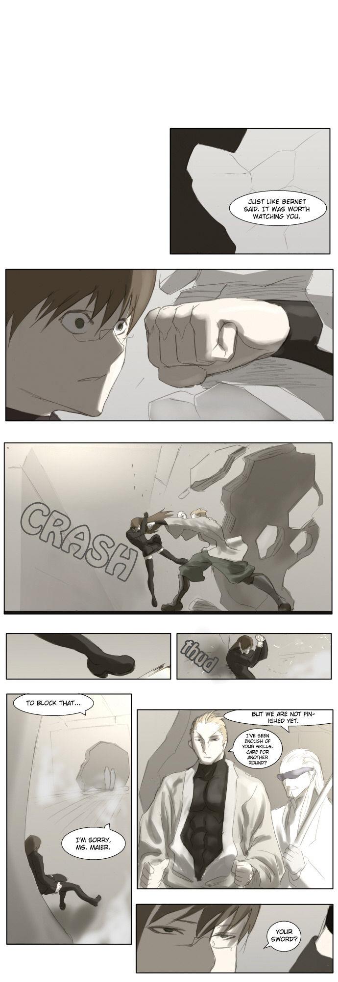 Knight Run 33 Page 2