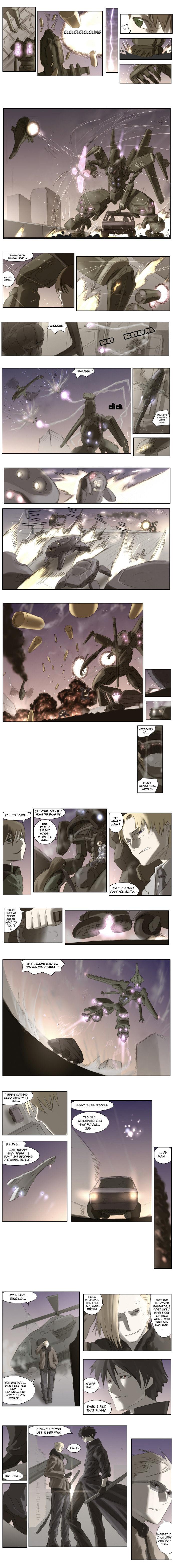 Knight Run 34 Page 5