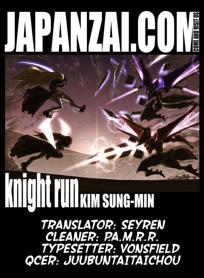 Knight Run 61 Page 1