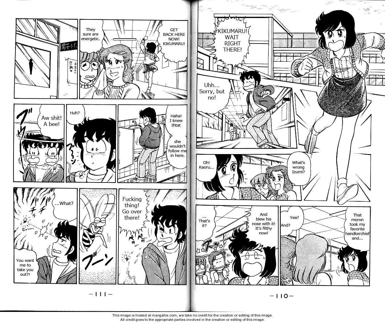 Heart Catch Izumi-chan 5 Page 1