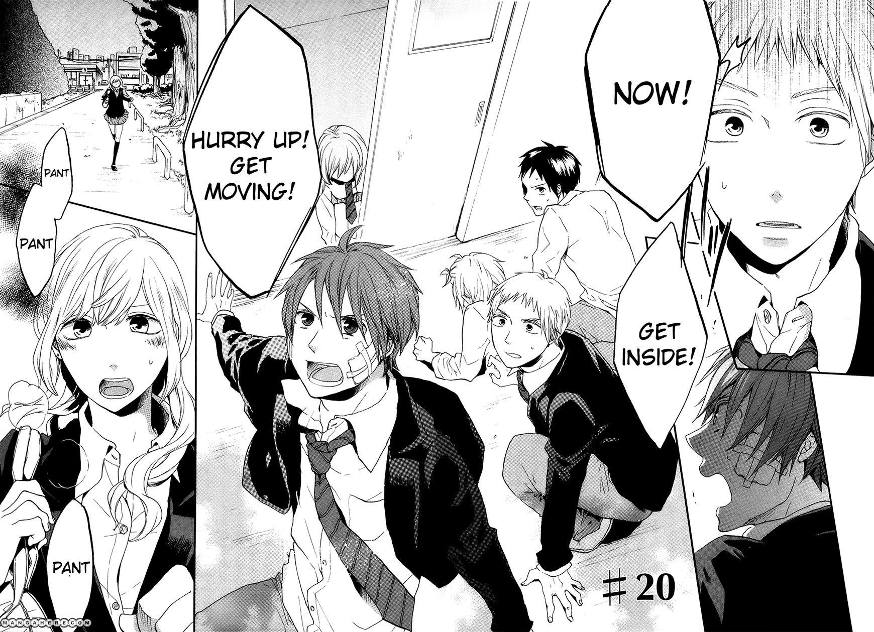 Bokura no Kiseki 20 Page 2