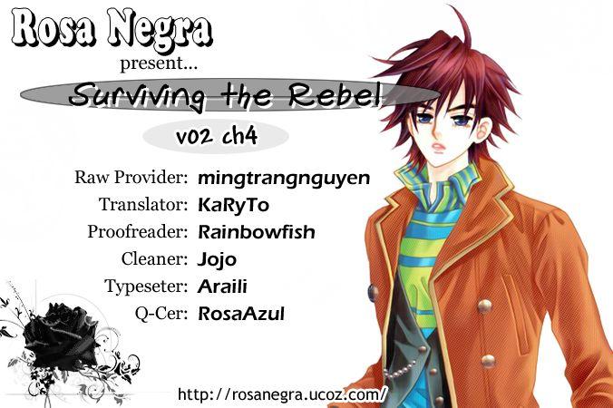 Surviving a Rebel 8 Page 1