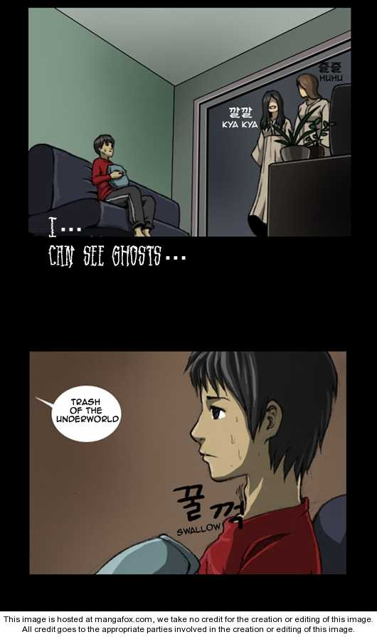 Let's Fight Ghost 1 Page 3