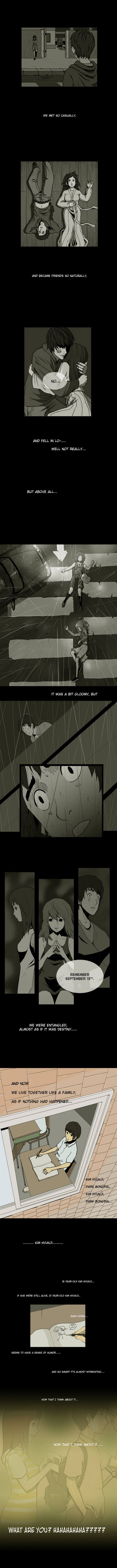 Let's Fight Ghost 47 Page 2