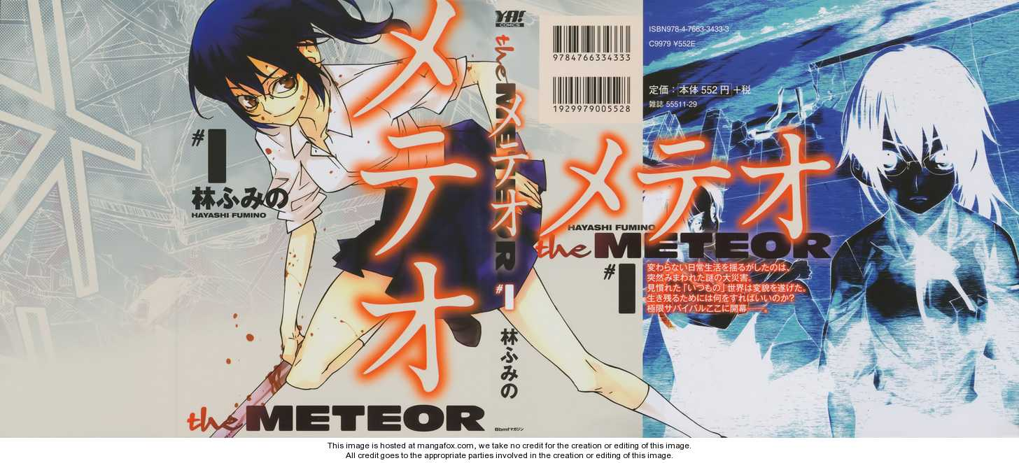The Meteor 1 Page 1