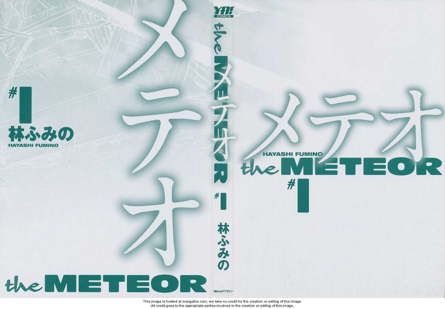The Meteor 1 Page 2
