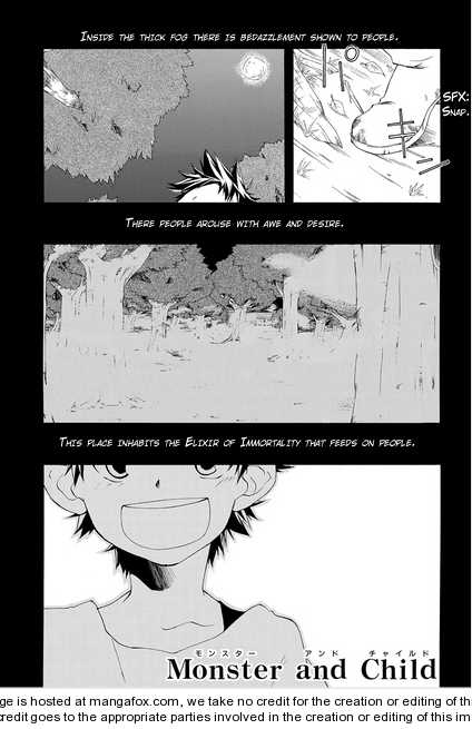 Monster and Child 1 Page 2