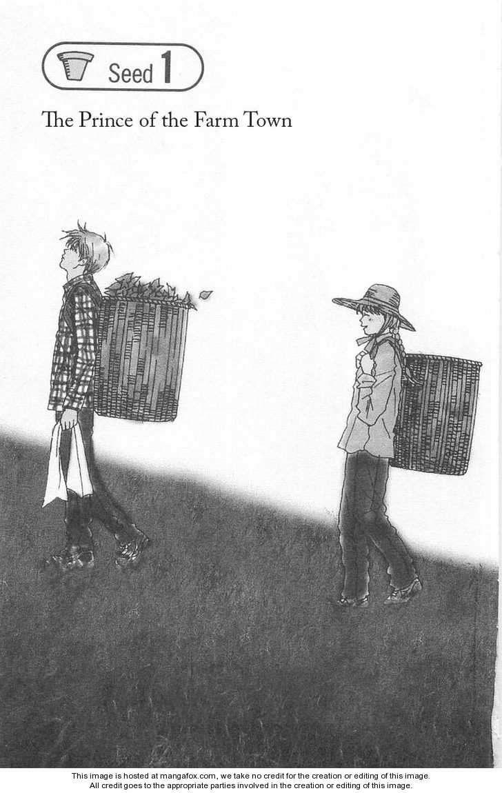 Green (NINOMIYA Tomoko) 1 Page 3