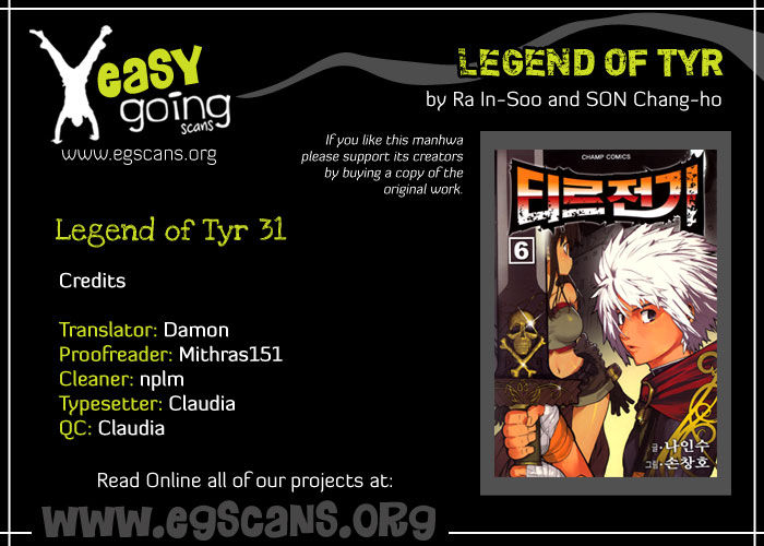 Legend of Tyr 31 Page 2