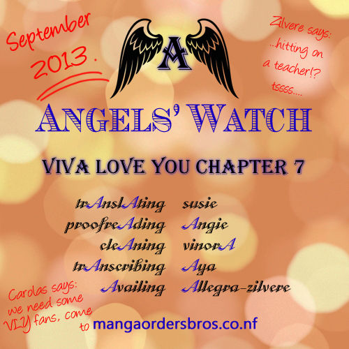 Viva Love You 7 Page 1