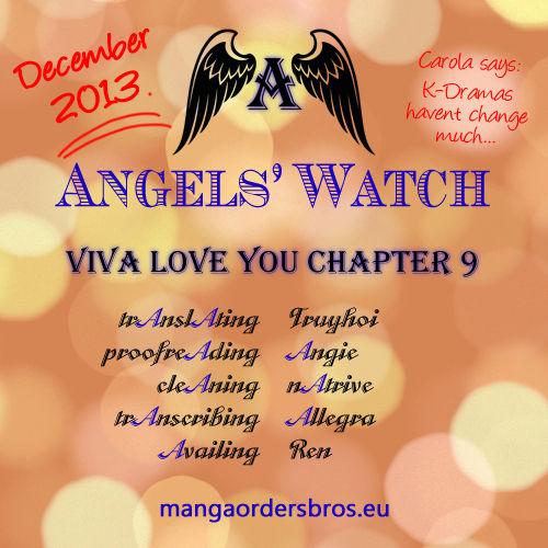 Viva Love You 9 Page 1