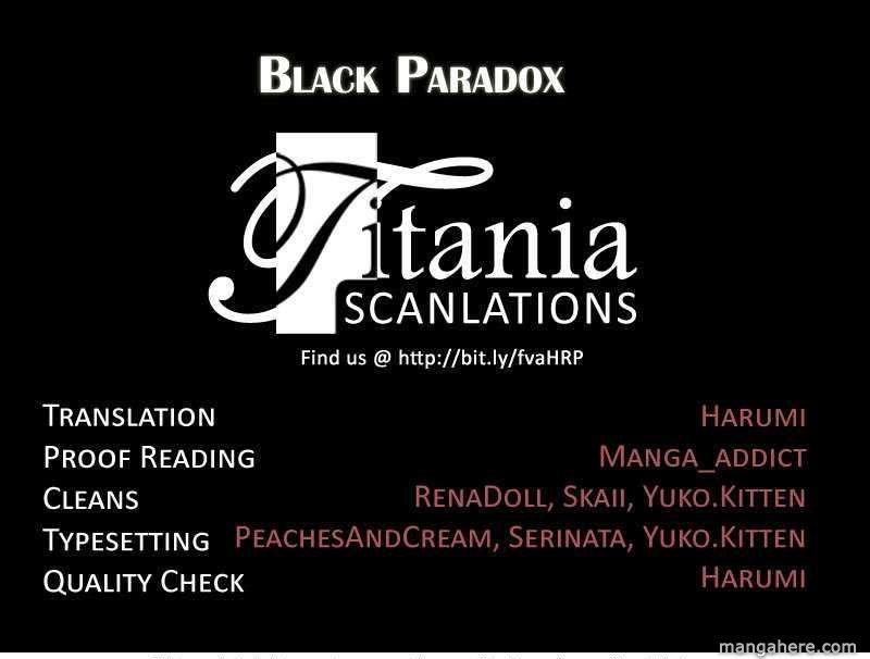 Black Paradox 3 Page 1