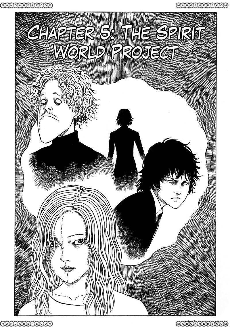 Black Paradox 5 Page 1