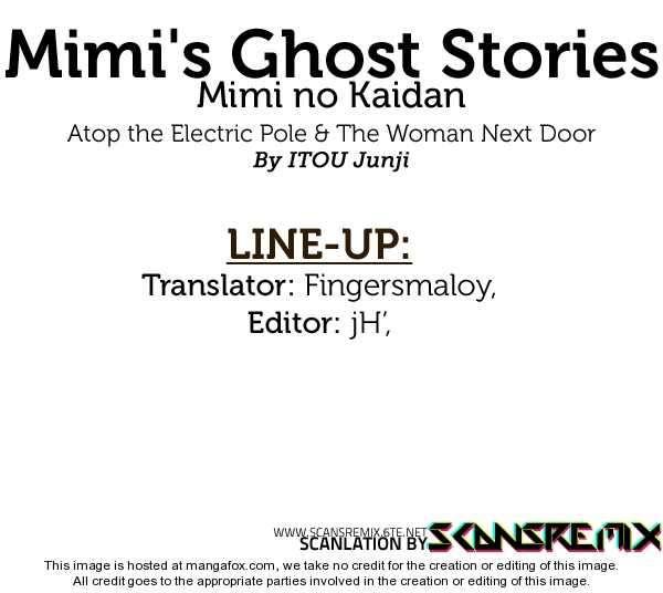Mimi No Kaidan 1 Page 1