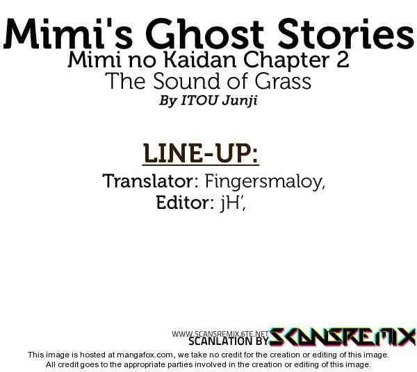Mimi No Kaidan 2 Page 1