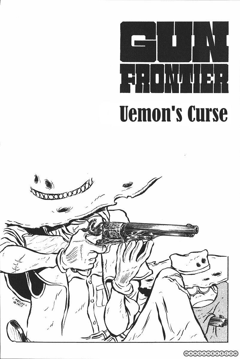 Gun Frontier 17 Page 1