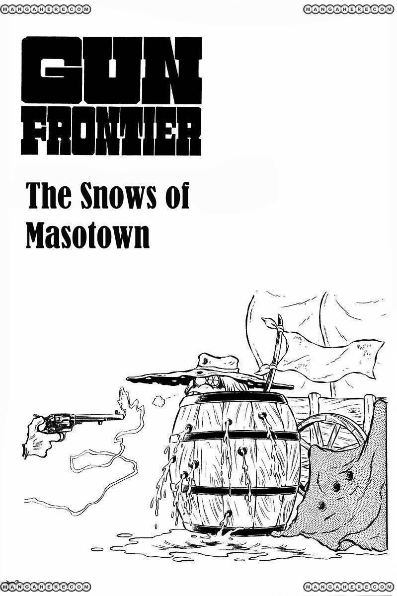 Gun Frontier 21 Page 1